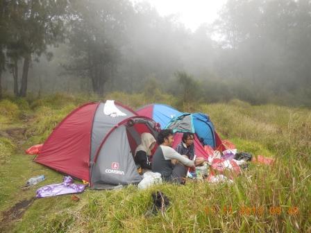 Campground Pondokan