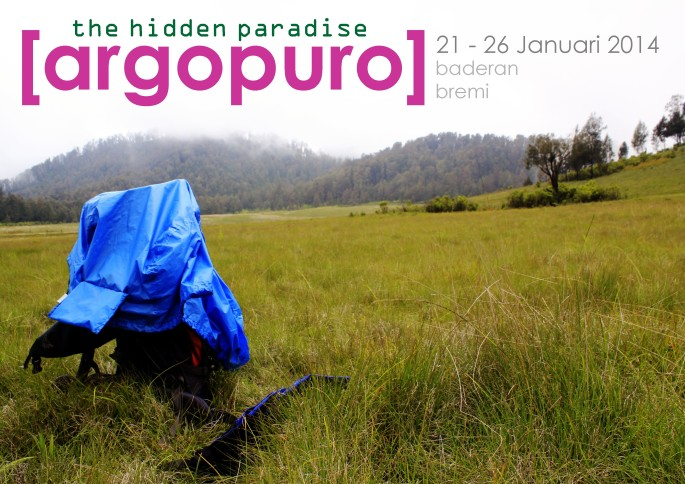 Argopuro - The Hidden Paradise